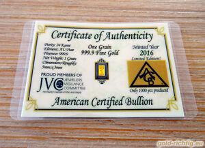 1-GOLDBARREN-mit-0-0648-Gramm-Gewicht-Zertifikat-Limitiert-999-9-Gold-Barren