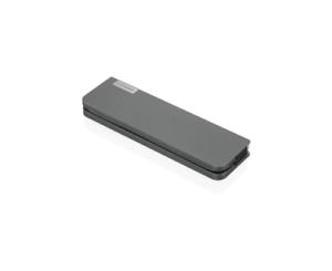 Lenovo, Open Source USB-C Mini Dock, for Notebook, 45 W, USB Type C, RJ-45, HDMI