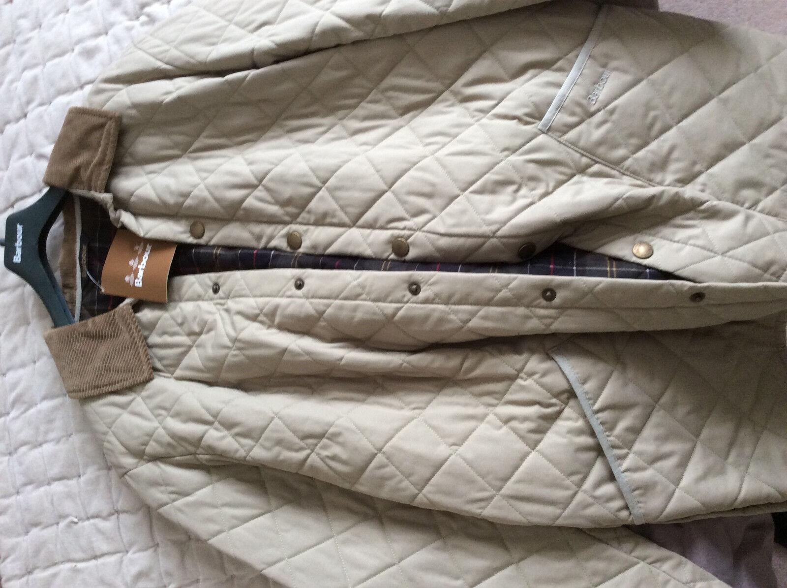 BNIB Barbour Eskdale  Herren coat