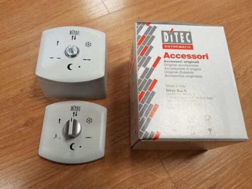 Ditec COMH COM H Selector Switch Genuine