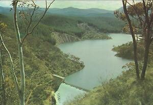 COTTER-DAM-near-CANBERRA-ACT-POSTCARD-NEW-amp-PERFECT