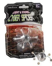 CYBER SPIDER Light & Sound #30051 TEDCO SCIENCE TOYS