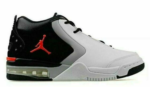 Nike Jordan Big Fund GS White/black Sz