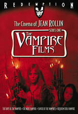 The Cinema of Jean Rollin: The Vampire Films - Series One (DVD, 2014, 4-Disc...