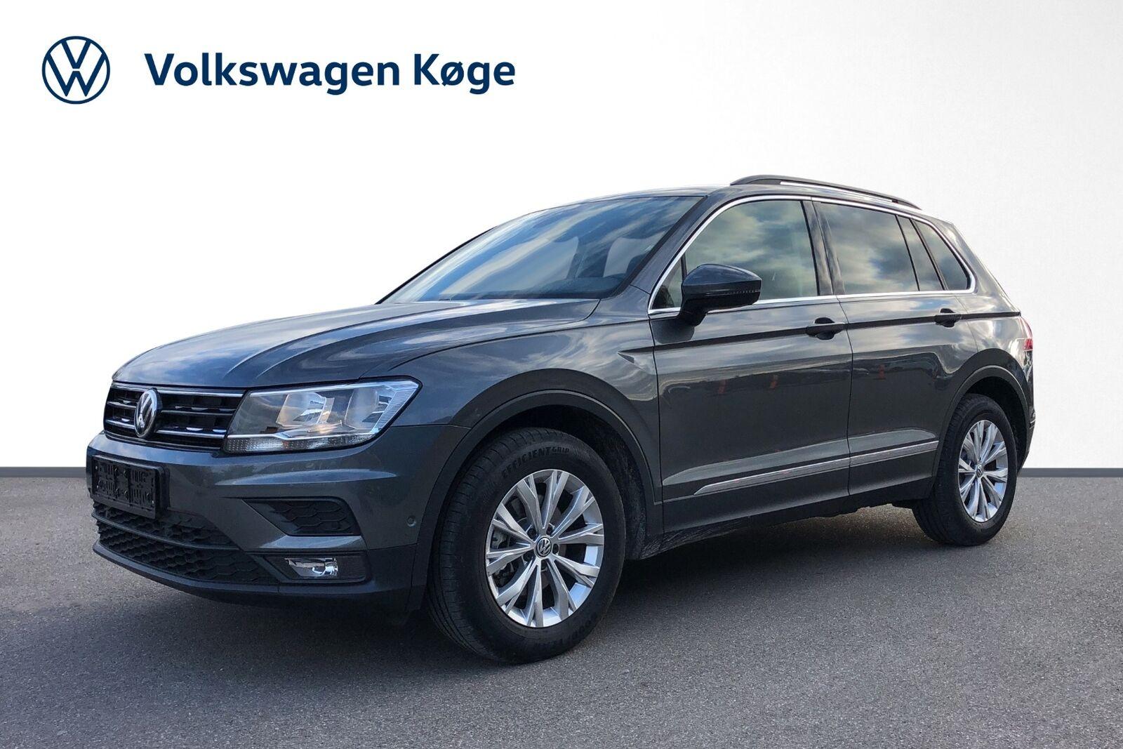 VW Tiguan 1,5 TSi 150 Comfortline DSG 5d - 374.900 kr.