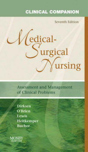 Clinical Companion to Medical-Surgical Nursing (Clinical Companion (Elsevier))