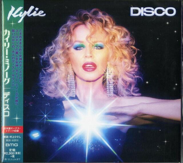 KYLIE MINOGUE-DISCO-JAPAN CD BONUS TRACK F04