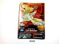 Animal Kaiser Evolution Evo Version Ver 7 Bronze Card (A171E: Col. Butcher)
