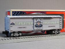 LIONEL 2016 TRAIN DAY BOXCAR O GAUGE limited edition & quantity box 6-83498 NEW