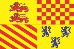 Aufkleber-Correze-Department-Flagge-Fahne-15-x-10-cm-Autoaufkleber-Sticker
