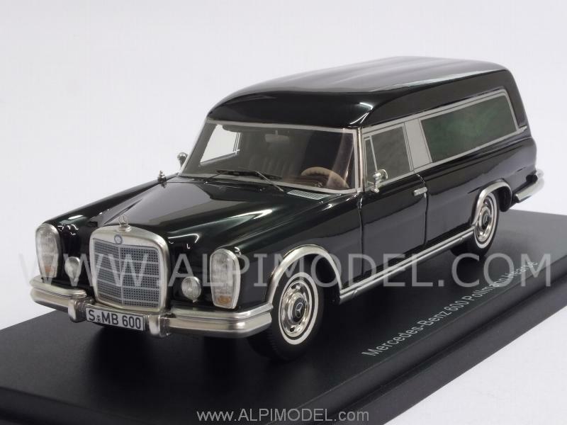 Mercedes 600 Pullmann Hearse 1 43 BoS 43505