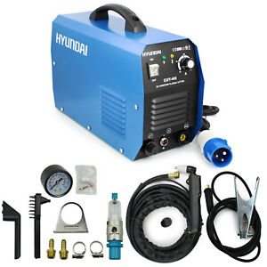 Plasma Cutter 40amp 240V Complete Kit 60 Duty Cycle Pro Use