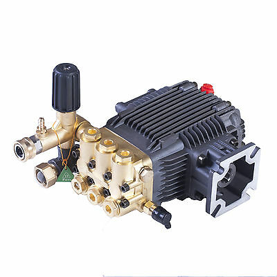 3000 PSI Pressure Washer Replacement Horizontal Pump for 5-6.5hp engines 3-0414