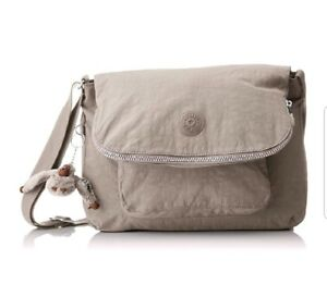 cbf930c1588 Image is loading Kipling-Garan-ladies-messenger-shoulder-School-bag-satchel-