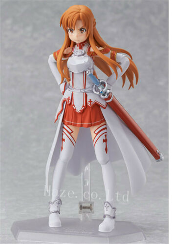 Anime 178 Sword Art Online Yuuki Asuna PVC Figur Modell 15cm Spielzeug