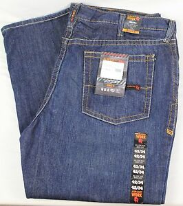 Ariat Mens Flame Resistant M4 Low Rise Bootcut Work Jeans 10012555