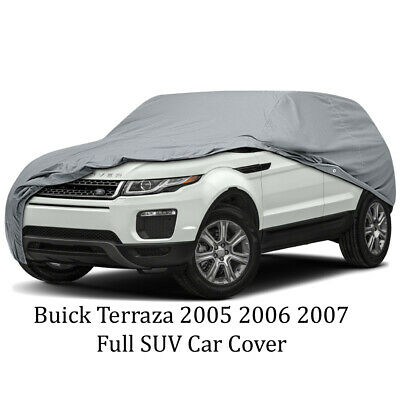2005 2006 2007 Buick Terraza Breathable Car Cover w//MirrorPocket