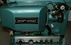 ELF EIKI 16mm PROJECTOR DRIVE BELT PULLEY BELT SET - 5 BELTS MODEL EX2000A