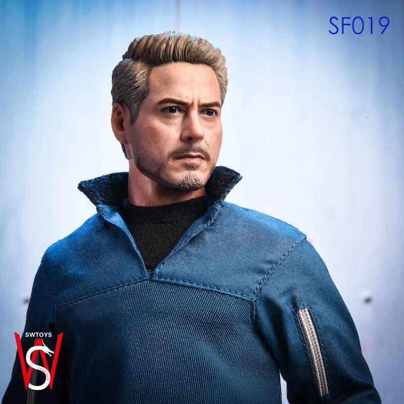 Pre-order Pre-order Pre-order 1 6 Scale SW Ourworld FS019 12IN Figure Iron Man Tony Stark 193de0