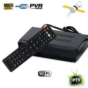 DVB S2 M5 Digital Set Top Box High Definition HD with Full Multimedia Player TR