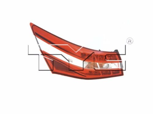 TYC NSF Certified Left Side Tail Light Lamp for Toyota Avalon 2013-2015 Models