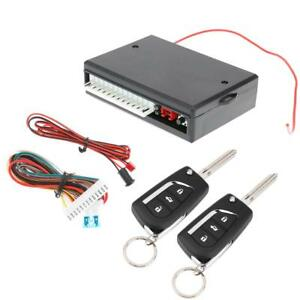 Central Keyless Door Lock Central Locking System With Car Remote Control Alarm Systems Remote Control Central Kit Locking Switch Automobiles & Motorcycles