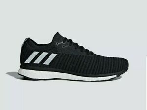 Details about ADIDAS ADIZERO PRIME BOOST RUNNING SHOES MEN'S SIZE US 10 BLACK WHITE B37401