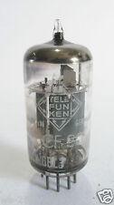 One Telefunken <> ECF80 / 6BL8 <> radio tube - TV7B tested @ 50/55, min:34/36