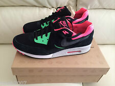 Nike Air Max Light LE B Trainers Sneakers Black/Green/Pink 10 Brand New **LOOK**
