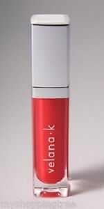 Velana k Lip Plumping Enhancing Lipgloss COURTNEY New in Box! $20 Retail!