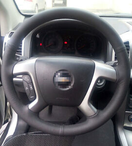Leather-Steering-Wheel-Cover-for-Chevrolet-Traverse-17-Tahoe-Suburban-Avalanche
