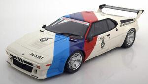 1:12 Cmr Bmw M1 Procar No. 6, Pro Car Series Piquet 1979-afficher Le Titre D'origine