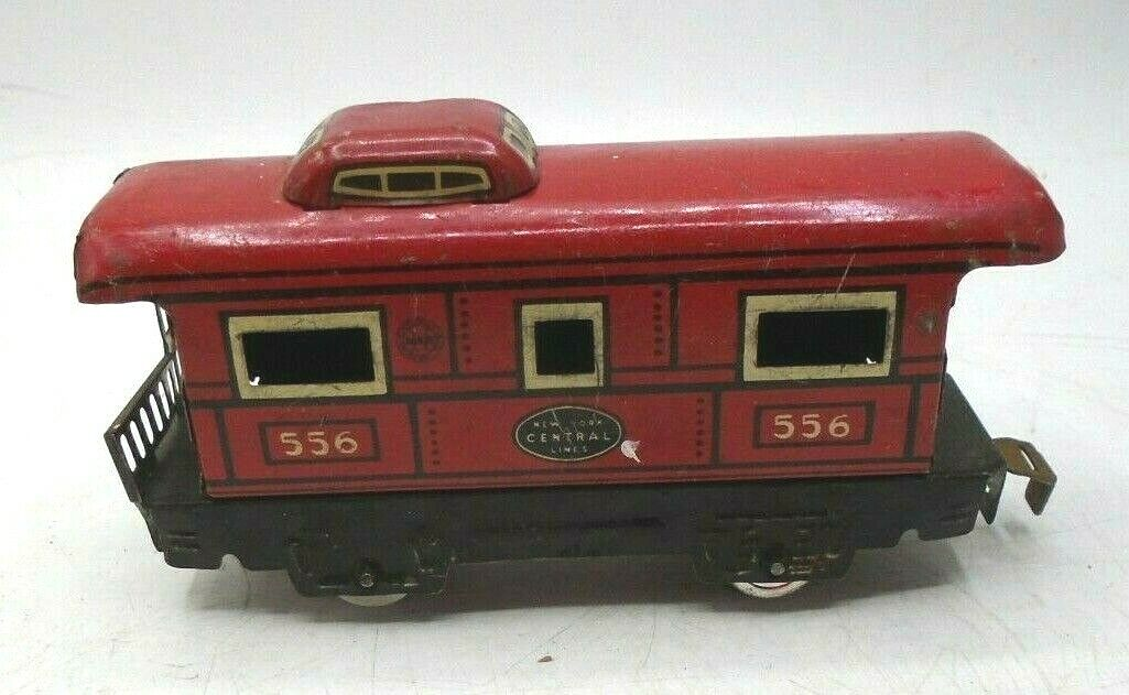 Lionel Lot Lot Lot of 4 Vintage i treni NY Central rosso 556, Union Pacific 3900, PA 347100 16bde4