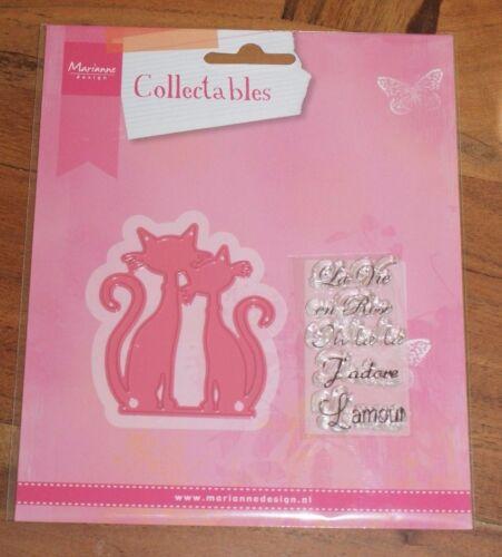 Marianne COL1344 de collection français chat
