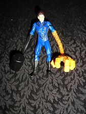 "Marvel Fantastic Four 4 Silver Surfer Power Switching Mr. Fantastic 5.5"" Figure"