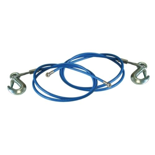 """1 Pair Roadmaster 655-64 EZ Hook Safety Cables 64/"""""""