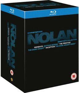 The Christopher Nolan Del Regista (6 Film) Collection Blu-Ray Nuovo (100034