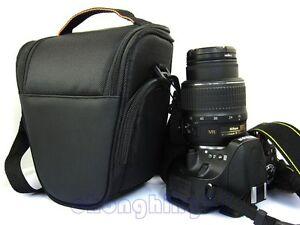 2927ac7805358 Das Bild wird geladen Kamera-Foto-Tasche-Kameratasche-fuer-Nikon-D5200-D90-