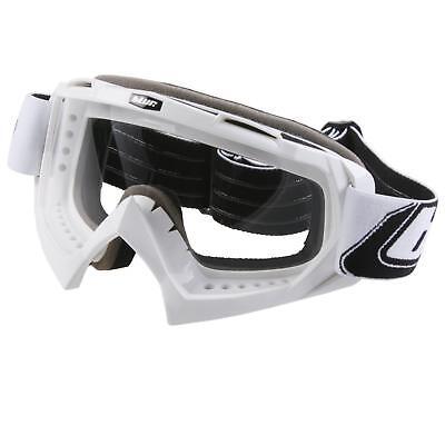 Amichevole Oneal B-flex Goggle Bianco Moto Cross Occhiali Mountain Bike Dh Mtb Mx Downhill Quad-mostra Il Titolo Originale