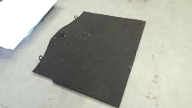 KAWASAKI ZRX1200 ALL YEARS GLOSS BLACK CHAINGUARD MUDGUARD FENDER 07336B