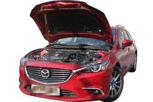 Hood-Shock-Absorber-Bonnet-Strut-Lift-Damper-Kit-Fit-Mazda-6-III-2013