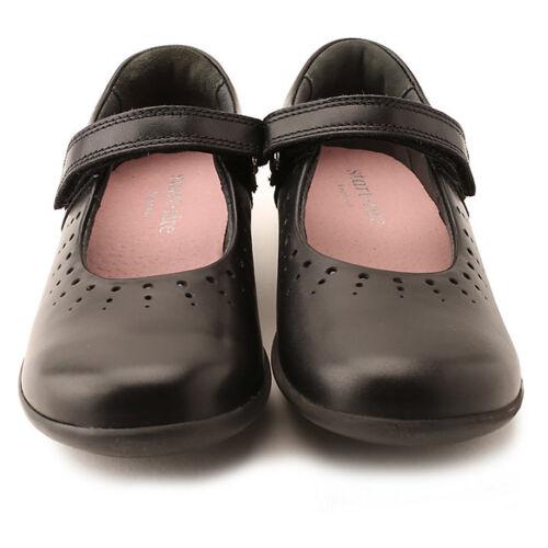 di Mary scuola da Jane nera Scarpa da pelle bambina Girl in B0x8q4U