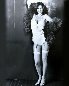 "LESLIE ANN WARREN  8/"" X 10/"" GLOSSY PHOTO REPRINT"