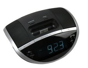 asda docking station speaker alarm clock radio for apple. Black Bedroom Furniture Sets. Home Design Ideas