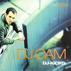 DJ-Kicks by DJ Cam (CD, Sep-1997, !K7 (Record Label))