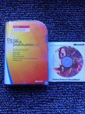 Microsoft Office Small Business 2007, Deutsch mit MwSt-Rechnung