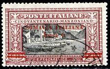 Somalia 1924 Manzoni n. 55 - usato (m496)