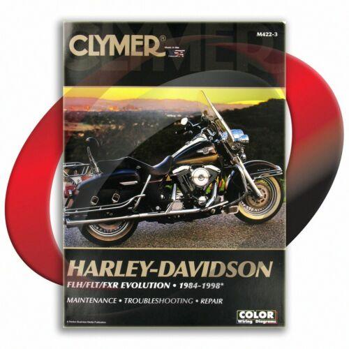 1996 Harley Davidson FLTC-UI Tour Glide-Ultra Classic Repair Manual Clymer