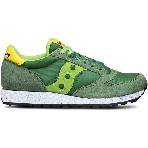 Saucony Jazz Original hombres verde verde verde S2044 zapatos da Ginnastica Scarpa  venta mundialmente famosa en línea