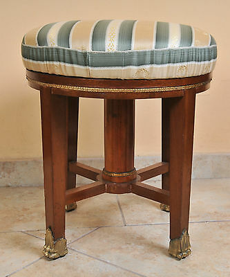 Empire Stool In Great Condition, 19th Century